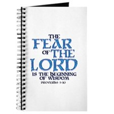 Fear of the Lord Journal