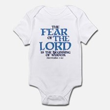 Fear of the Lord Infant Creeper