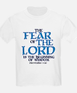 Fear of the Lord Kids T-Shirt