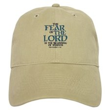 Fear of the Lord Baseball Cap