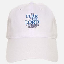 Fear of the Lord Baseball Baseball Cap