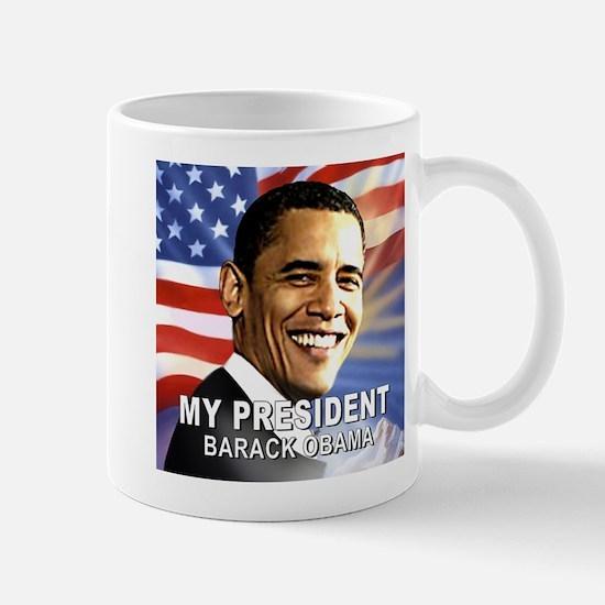My President (Flag) Mug