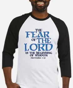 Fear of the Lord Baseball Jersey