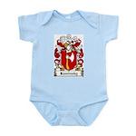 Kaminsky Family Crest Infant Creeper