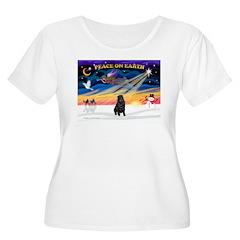 XmasSunrise/Shar Pei T-Shirt