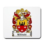 Kilinski Family Crest Mousepad