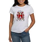 Kisiel Family Crest Women's T-Shirt