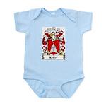 Kisiel Family Crest Infant Creeper