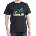 XmasMagic/ Shar Pei Dark T-Shirt