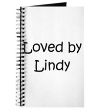 Cute Lindy Journal