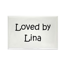 Lina Rectangle Magnet