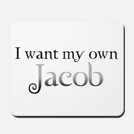 My Own Jacob Mousepad