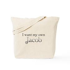 My Own Jacob Tote Bag