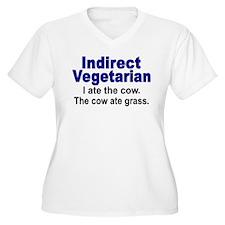 Indirect Vegetarian T-Shirt