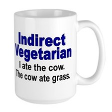 Indirect Vegetarian Mug