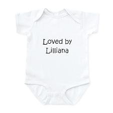Cute Lilliana Infant Bodysuit