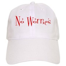 No Worries Baseball Cap