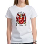 Lada Family Crest Women's T-Shirt