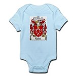 Lada Family Crest Infant Creeper