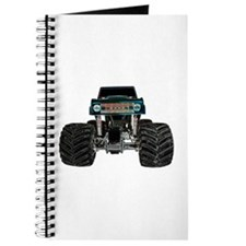 Monster Truck Coming Journal
