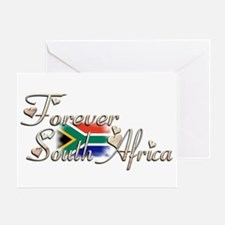 Forever South Africa - Greeting Card