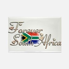 Forever South Africa - Rectangle Magnet