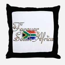 Forever South Africa - Throw Pillow