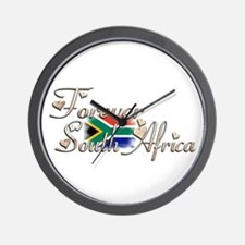 Forever South Africa - Wall Clock