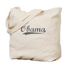 Team Obama Baseball Tote Bag