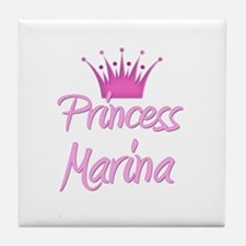 Princess Marina Tile Coaster