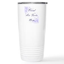 Proud Mom Travel Coffee Mug