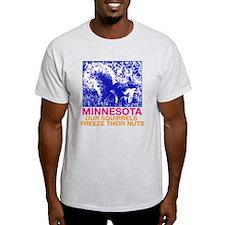 Minnesota Squirrels T-Shirt