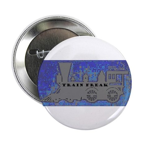 "Train Freak 2.25"" Button (10 pack)"