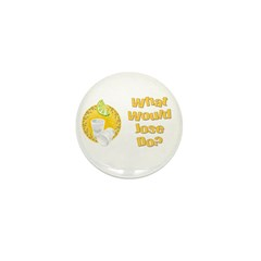 What Would Jose Do? Mini Button (100 pack)