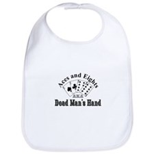 Aces and Eights Bib