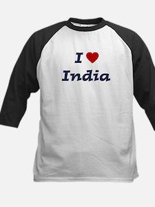 I HEART INDIA Tee