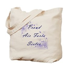 Proud Sister Tote Bag