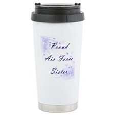 Proud Sister Travel Mug