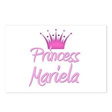 Princess Mariela Postcards (Package of 8)