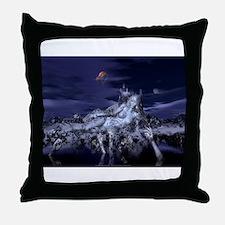 Terra Exorcism Surveillance:  Throw Pillow