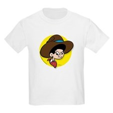 Cowboy Dave #2 Kids T-Shirt 2 sided