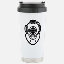 Diving Helmet Travel Mug