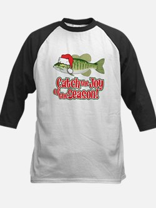 Catch The Joy Fishing Tee