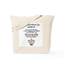Sept. 6th Tote Bag