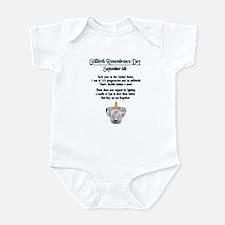 Sept. 6th Infant Bodysuit
