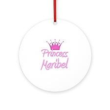Princess Maribel Ornament (Round)