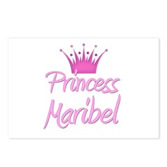 Princess Maribel Postcards (Package of 8)