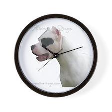 Cool Dogo Wall Clock