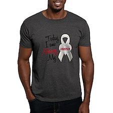 Missing My Grandson 1 PEARL T-Shirt