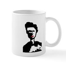 STARE DOWN Small Mug